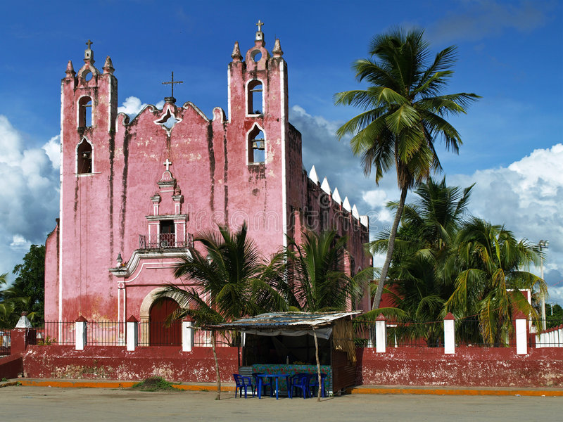 Église mexicaine photos stock