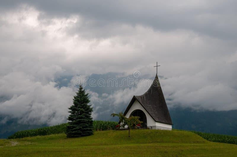 Église moderne en Autriche photo stock