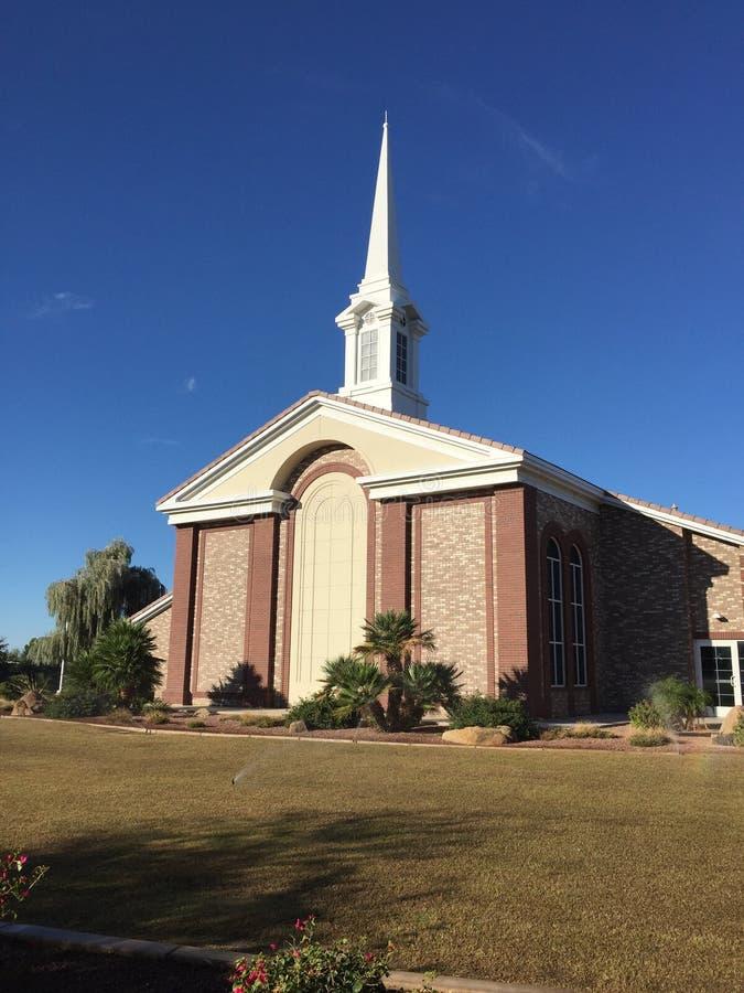 Église mormone images libres de droits