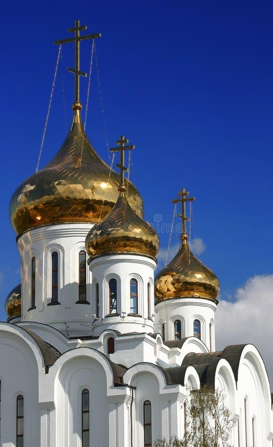 Église orthodoxe images stock