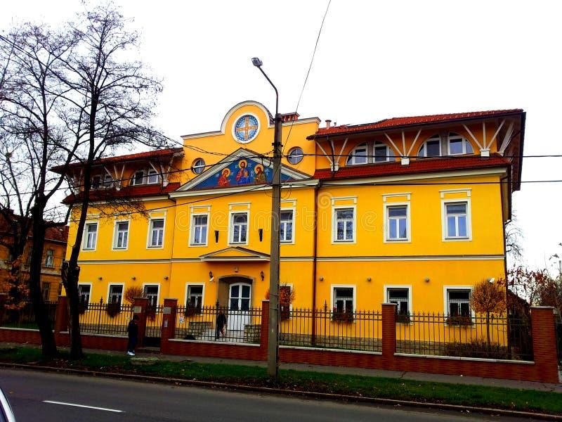 Église orthodoxe dans Miskolc, Hongrie photo libre de droits