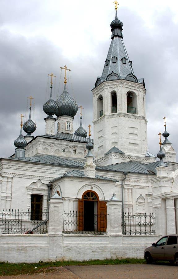 Église orthodoxe russe images libres de droits