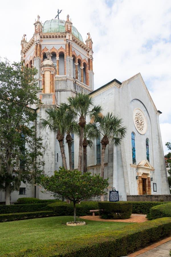 Église presbytérienne commémorative la Floride photos stock