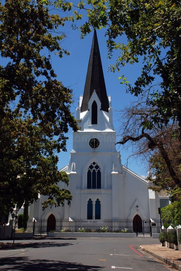 Église protestante images stock