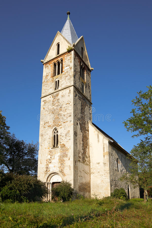 Église reprise par Orlea Santa Maria image stock
