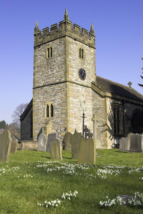 Église rurale photos libres de droits