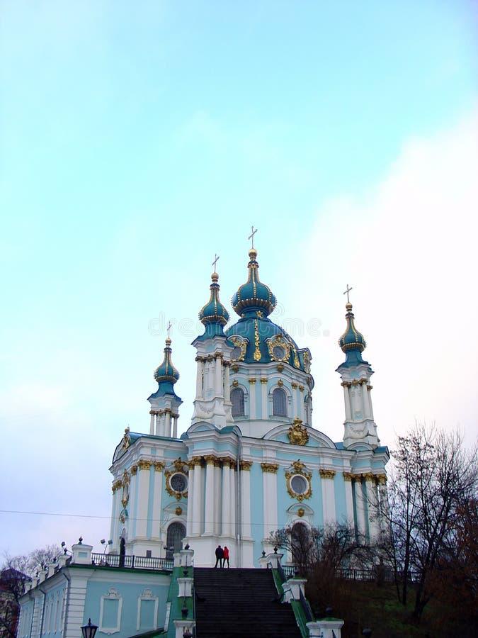 Église Russe Photos stock
