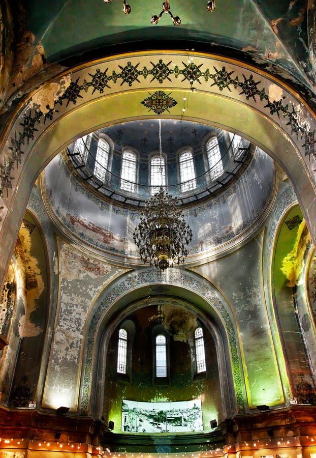 Église russe Harbin Chine de Sofia Orthordox de saint photographie stock
