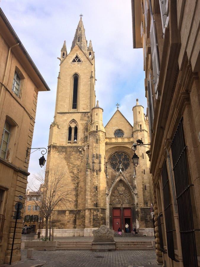 Église Saint-Jean-de-Malte stock photography