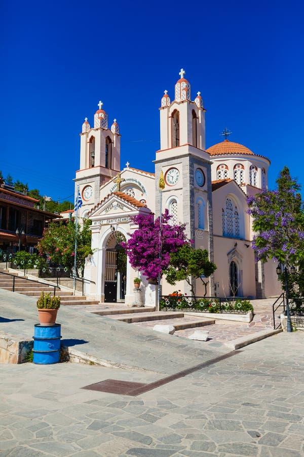 Église Saint-Panteleimon image libre de droits