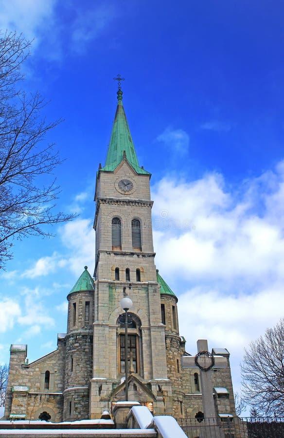 Église sainte de famille dans Zakopane, Pologne photo libre de droits