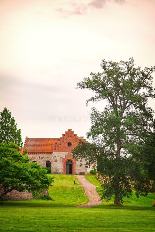 Église Suède de NAS photo libre de droits