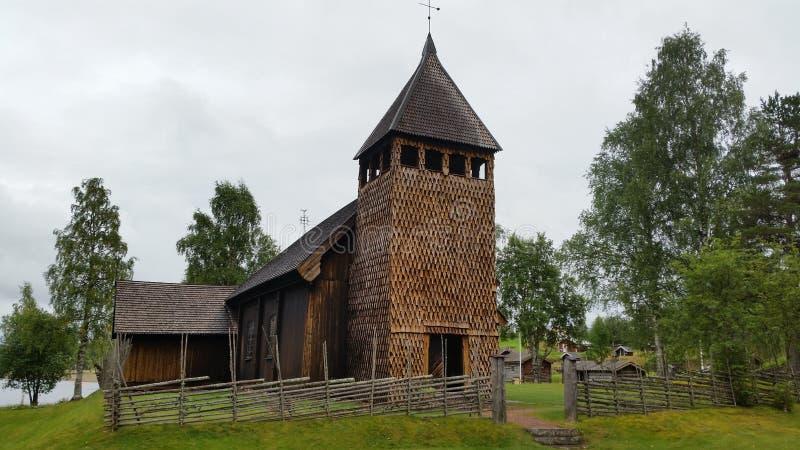 Église très vieille photo stock