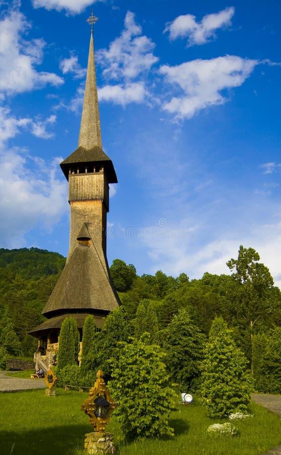 Églises en bois photos libres de droits