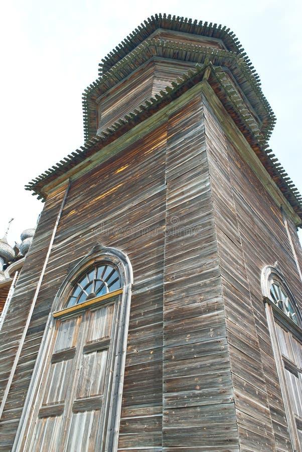 Églises en bois sur Kizhi photos stock