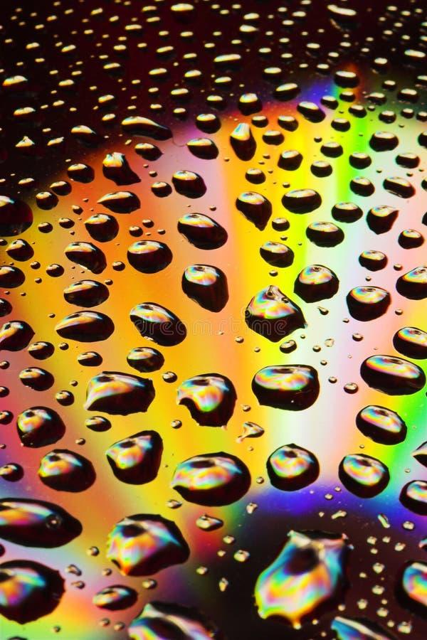 Égouttements de l'eau photos stock