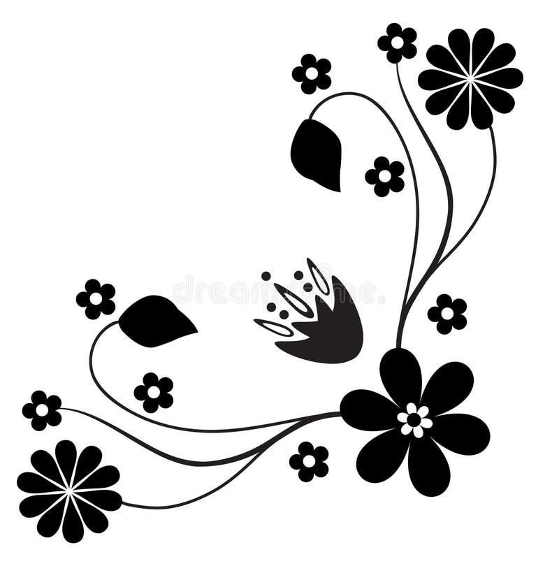 élément décoratif illustration stock