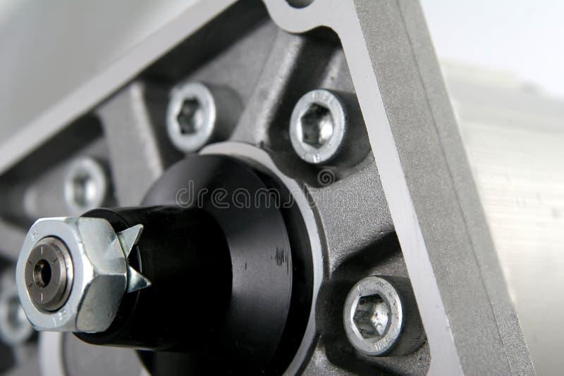 Élément de pompe en métal photos stock