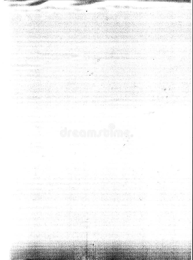 Élément de texture de photocopie photos stock