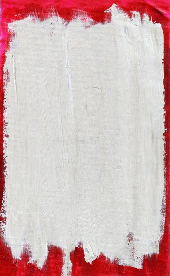 Élément peint de trame de toile illustration de vecteur
