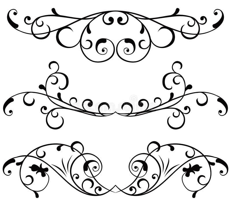 Élément pour la conception, vecteur illustration de vecteur