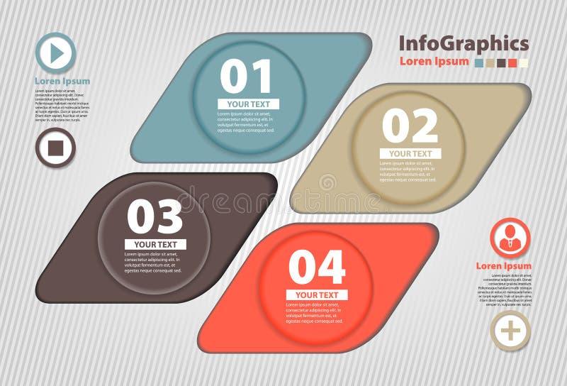 Éléments d'infographics illustration libre de droits