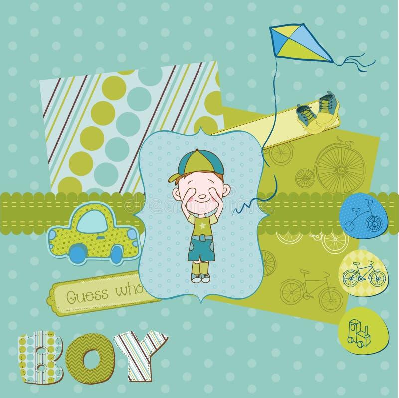 Éléments de conception d'album illustration de vecteur