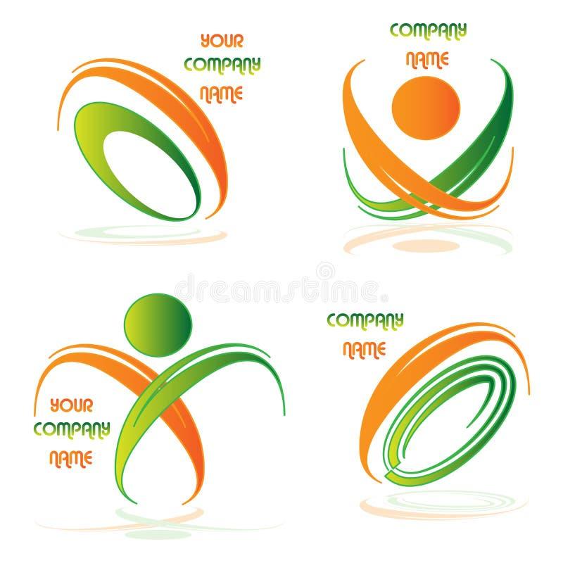 Éléments de conception de vecteur illustration libre de droits
