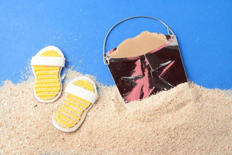 Éléments de plage photo libre de droits