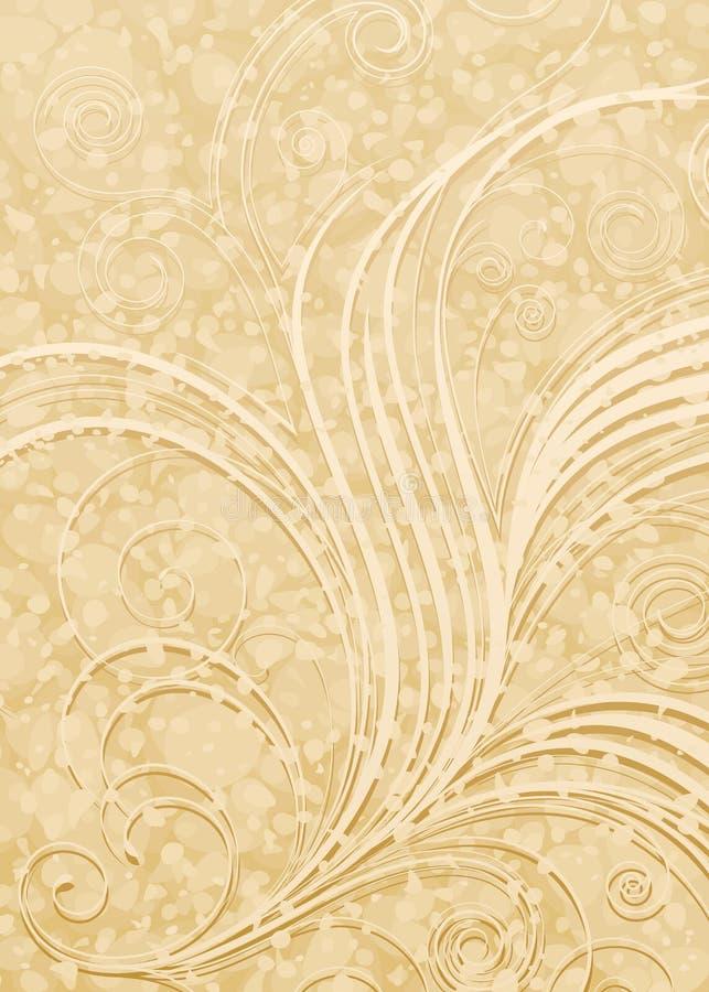 Éléments de texture illustration stock