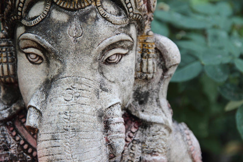 Éléphant de Bouddha images stock