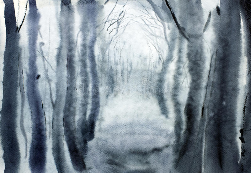 Él nieblas libre illustration