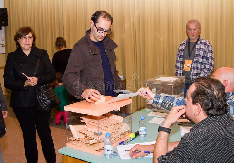 Élections photos stock