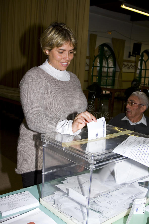 élections photographie stock libre de droits