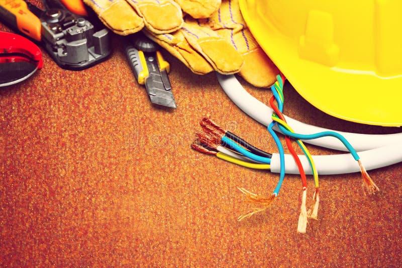 électricien images stock