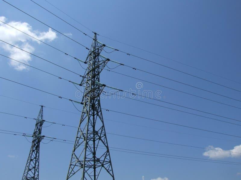 Électrification images libres de droits