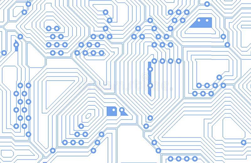 Électrotechnique illustration de vecteur