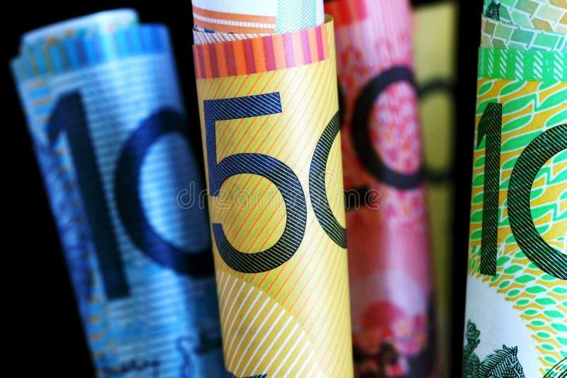 Élevez votre argent photographie stock libre de droits