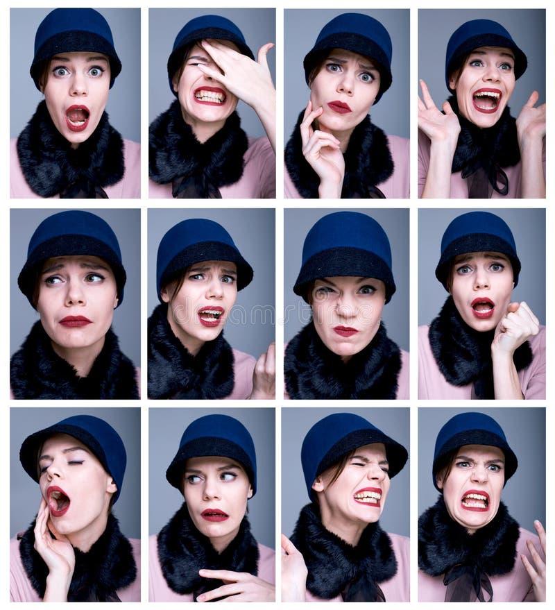 émotions photos libres de droits