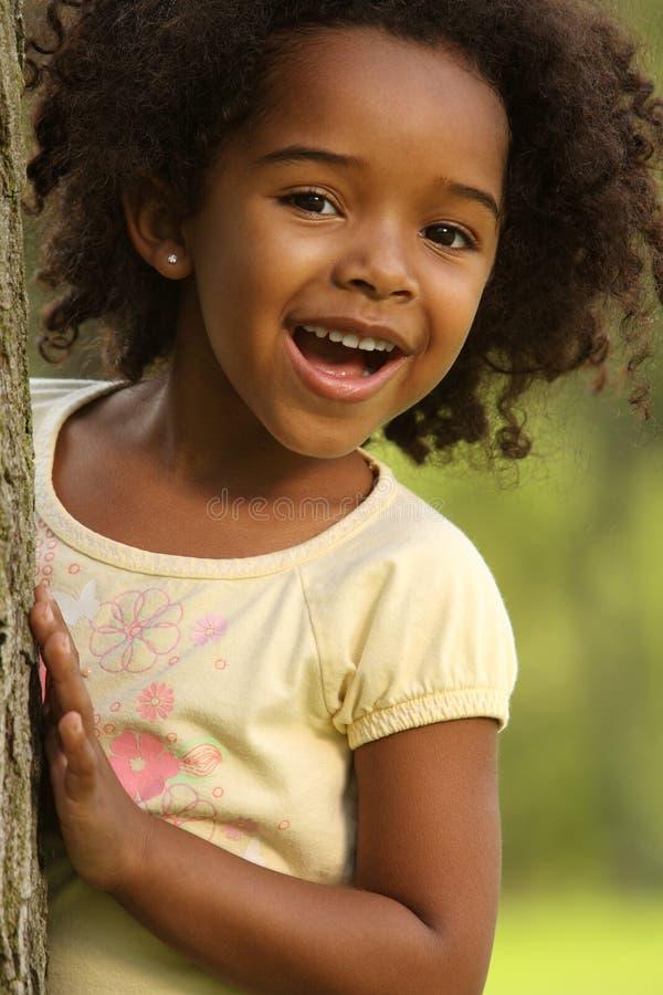 Émotions, enfant heureux image stock