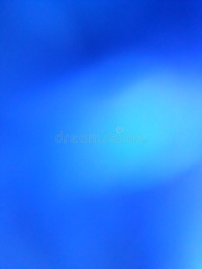 Énergie de bleu de Galatic images stock