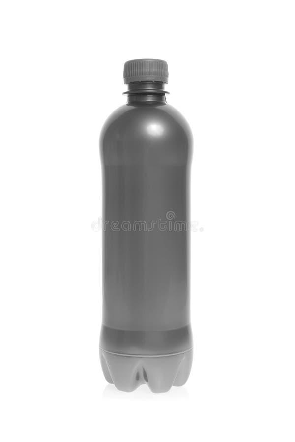 énergie de boissons de bouteille image libre de droits