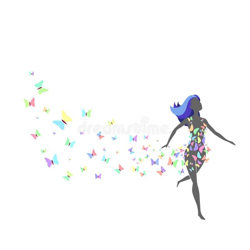 Énergie de printemps illustration stock