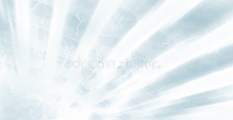 Énergie explosive illustration stock