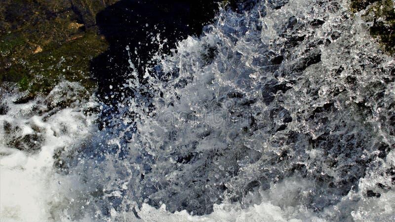 Énergie hydraulique photos stock