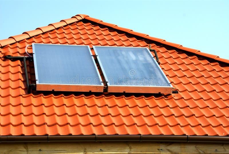 Énergie libre solaire images libres de droits