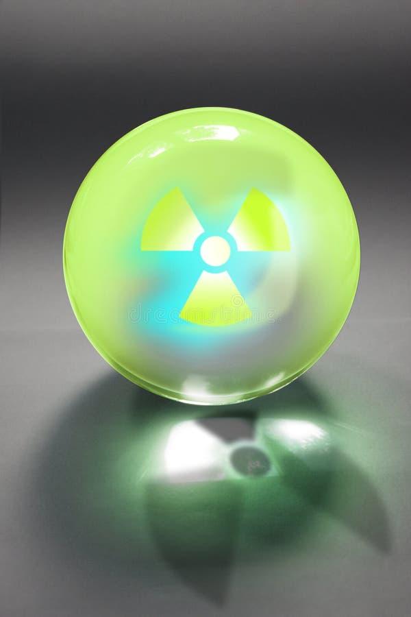 Énergie nucléaire photo libre de droits