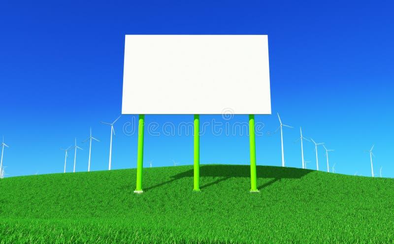 Énergie verte #7 illustration de vecteur