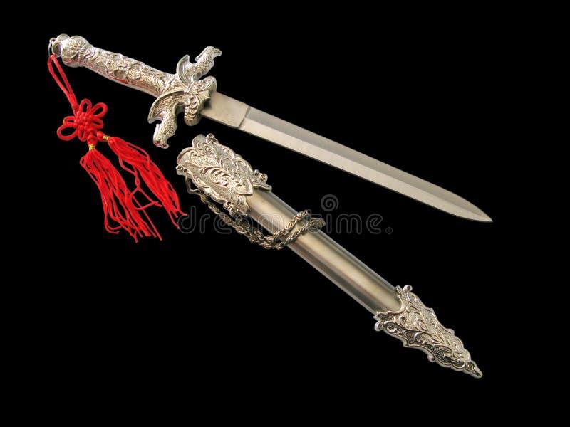 épée de gaine photo stock