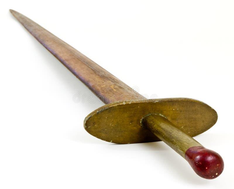 Épée théâtrale images stock